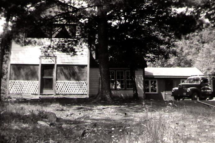 Gleneda Inn exterior