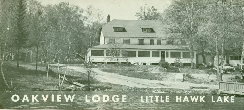 promo for the lodge